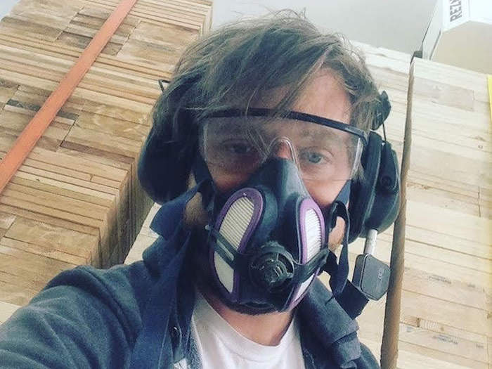 Dustin Bajer Building Beecentric Hives