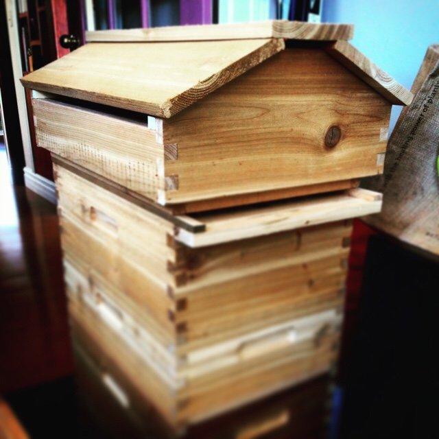 Beecentric Beehive